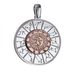 P9163 - S/S and S/S PHGP Italian Astrology Disc